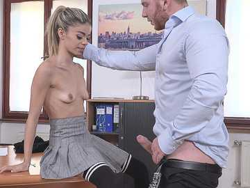 Ciara Riviera: Getting Caught By MR. ROCKWELL